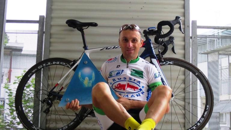 Eduard Fuchs  Extrem Radrennfahrer