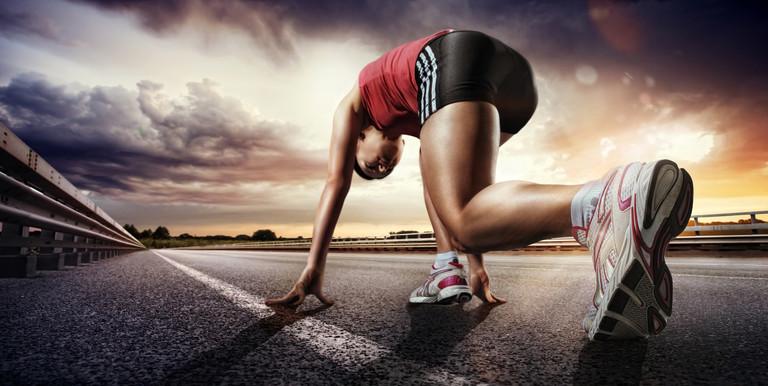 Die Energieplatte Quick Sport