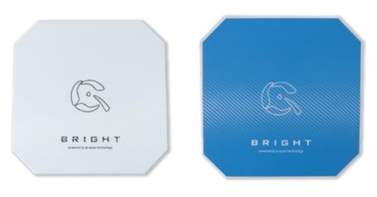 Bright White und Bright Blue Die neuen intelligenten Energieplatten